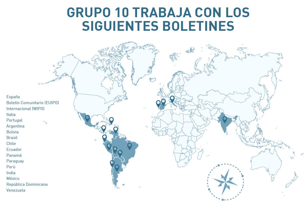 Boletines Grupo 10